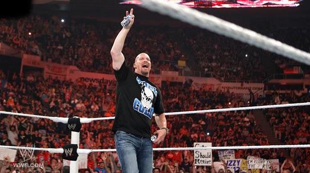 """Steve Austin: """"Eu escolheria CM Punk para minha última luta"""