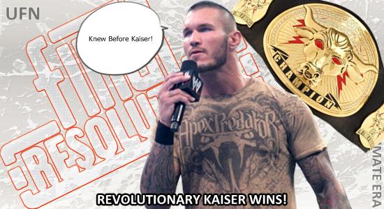 Kaiser wins