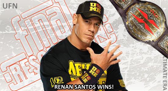 renan santos wins