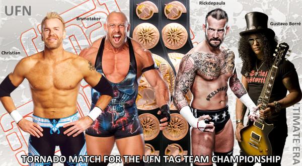 UFN Tag Team