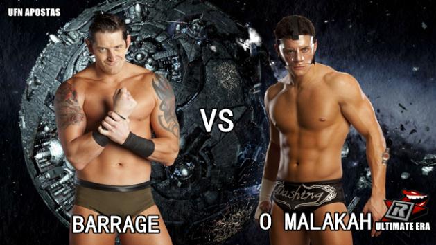 FEUD MATCH - Barrage vs O Malakah 2