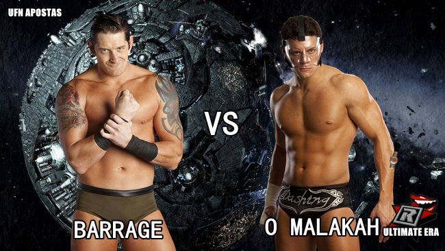 FEUD MATCH - Barrage vs O Malakah 2