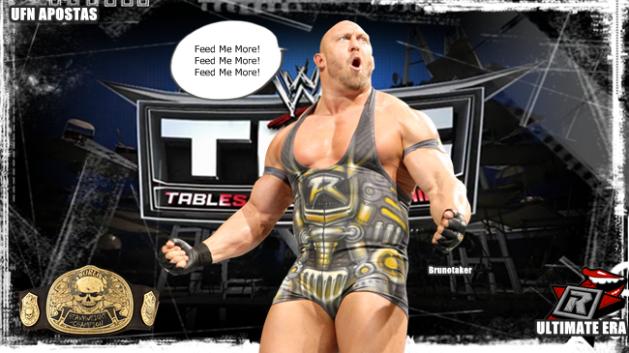 TLC Resultados - UFN Apostas Champion Brunotaker