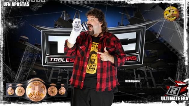 TLC Resultados - UFN Tag Team Champions Rickdepaula