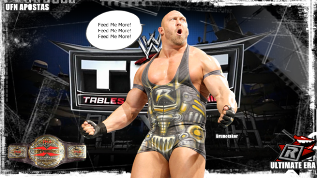 TLC Resultados - X Division Champion Brunotaker