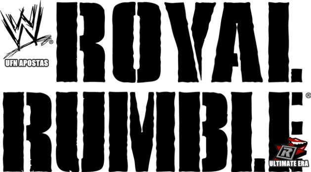 UFN Apostas Royal Rumble - Fundo