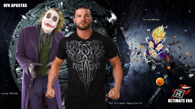 UFN TNA Championship - Omega vs Ultimate vs Ranzan
